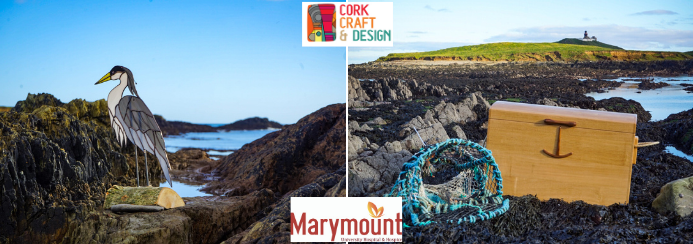 Cork Craft & Design Makers for Marymount 2020 Fundraiser